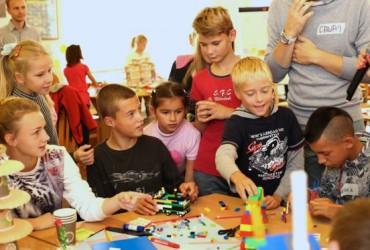 Școala viitorului, cu Lego® Serious Play®
