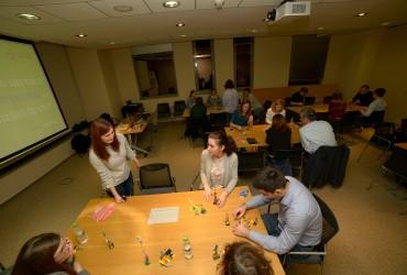 LEGO SERIOUS PLAY Meetups